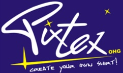 Pixtex - Create your own shirt!